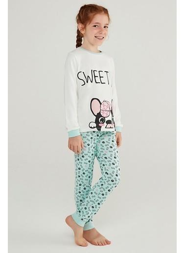Penti Kız Çocuk Sweetıe Termal 2Li Pijama Takımı Renkli